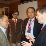 all the four faculty for the ESWL program at the World congress of Endourology at Shanghai, 2008