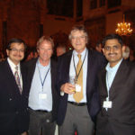with Dr Peter gilling at World congress at Munich 2009