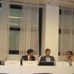 with faculty at European Urology meeting at Vienna 2011